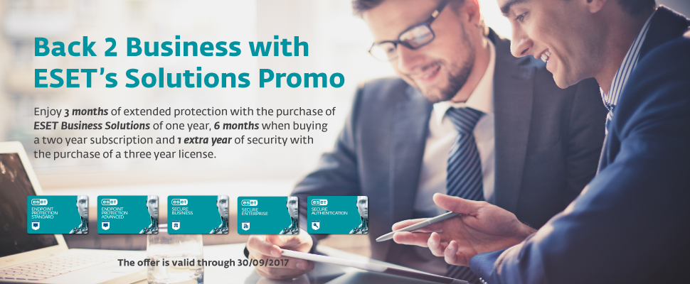 ESET Business Offer