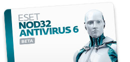 ESET NOD32 Antivirus 6 Beta