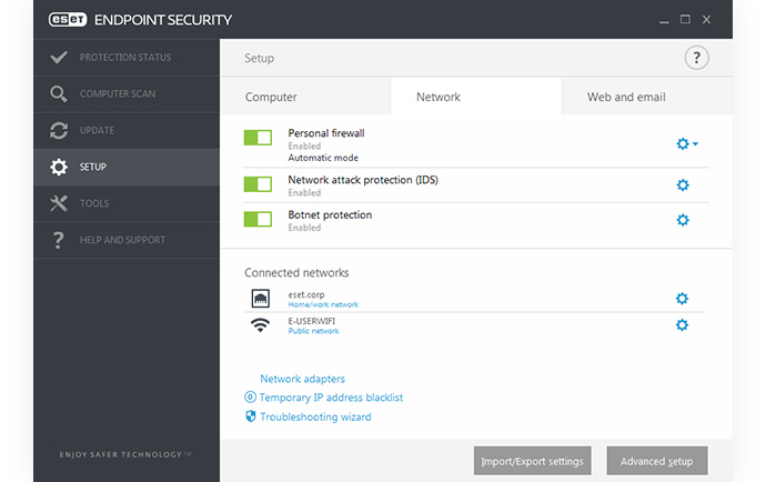 Endpoint Protection for Windows :: Endpoint Security