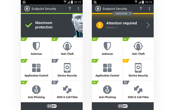 ESET Endpoint Security per Android
