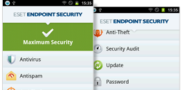 ESET Endpoint Security for Android screenshot