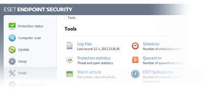 ESET Endpoint Security screenshot