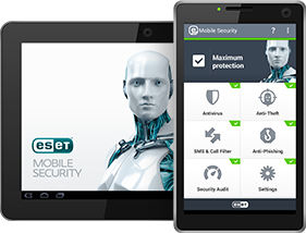 Go Explore ESET Mobile Security